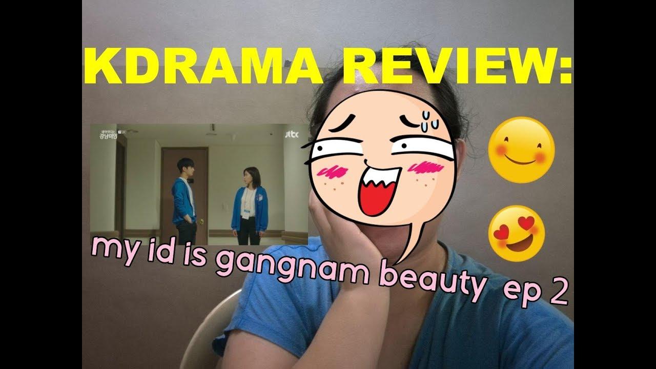 My Id Is Gangnam Beauty Recap
