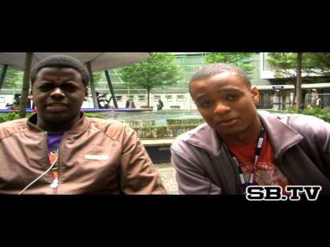 SB.TV - Jason Lewis & Daniel Kaluuya interview plu...