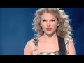 taylor swift- thank you