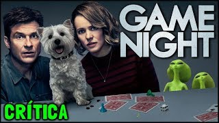 Download Video A NOITE DO JOGO (Game Night, 2018) - Crítica MP3 3GP MP4