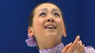 女子フィギアスケート日本代表の浅田真央、オリンピック初出場までの4...