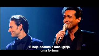 Il Divo - Hallelujah/Aleluya [Legendado em Português]