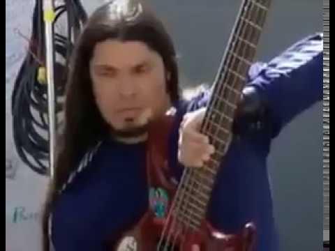 Bass Auditions for Metallica Robert Trujillo