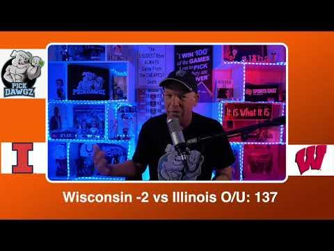 Wisconsin vs Illinois 2/27/21 Free College Basketball Pick and Prediction CBB Betting Tips