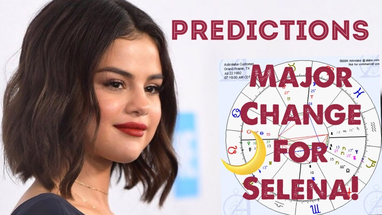 Selena Gomez Quits Hollywood Astrology Ysis