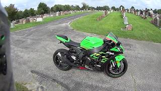 my New 2019 ZX10R KRT