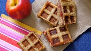 Healthy Snack Recipes: The World's Greatest Peanut Butter And Jelly Sandwich - Weelicious