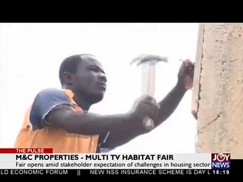 Energy Sector Development - The Pulse on Joy News (3-11-17)
