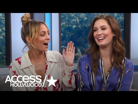 Nicole Richie & Briga Heelan Share Their Hilarious 'Great ' Sisterhood  Access Hollywood