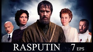 RASPUTIN- 7  EPS HD - English subtitles