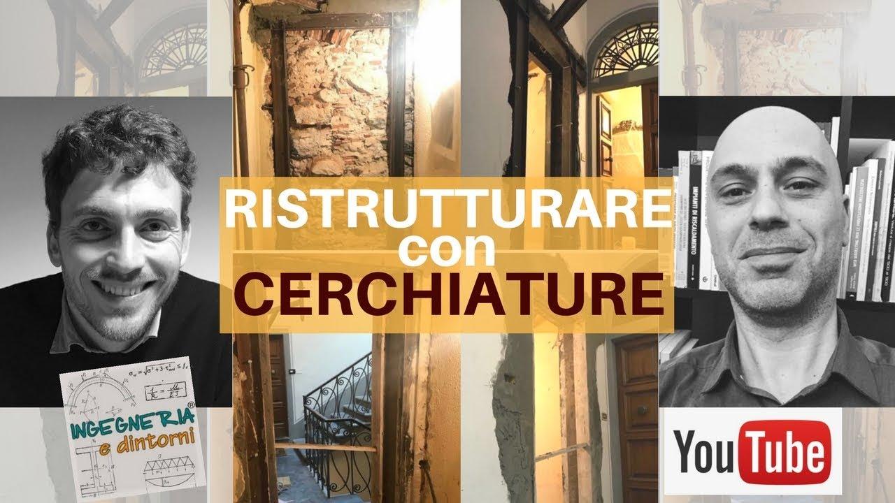 Abbattere Muro Portante Costi ristrutturare casa con cerchiature nei muri portanti • carlo