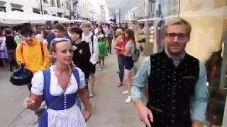 Aufsteirern 2018 - Walk-Over - Schmiedgasse Graz