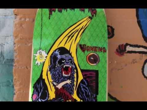 Bonzing Skateboards: Super