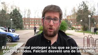 NO a la extradición de Falciani.