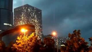 Медиафасад - Ельцин Центр