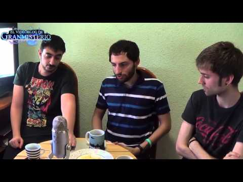 Café del misterio 01 - Respondiendo preguntas con amigos