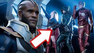 BEST Crisis on Infinite Earths Setup? - Legends of Tomorrow 4x16 FI...