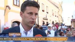 VTV Dnevnik 22. kolovoza 2016.