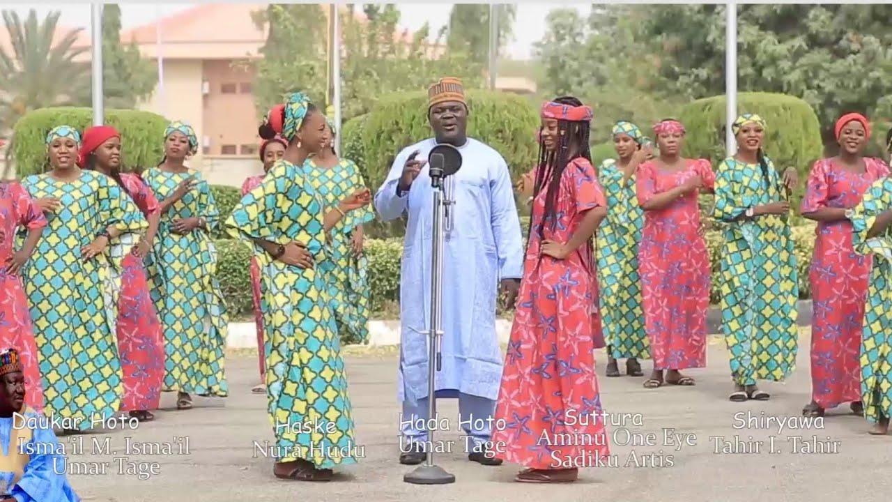 Download Kamilu Koko (Zauna Daidai) Latest Hausa Song Original Video 2020#
