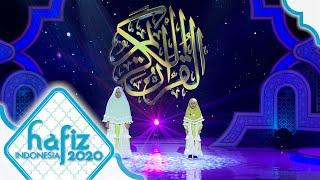 Download lagu Hafiz Indonesia 2020   Estafet Orang Tua - Mama & Afiqah   MUSABAQAH [20 Mei 2020]