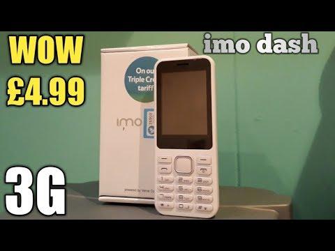 Imo Dash Phone Full Review UK