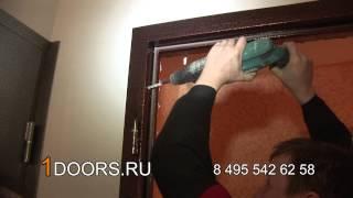 1 DOORS: Металлические двери с отделкой порошковым напылением(Видео рассказывает о производстве и установке металлических дверей с отделкой порошковым напылением комп..., 2014-04-29T09:46:10.000Z)