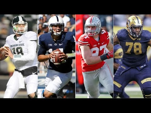 2016 NFL MOCK DRAFT (WAY TOO EARLY EDITION)