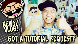 Have a Drawing Tutorial Request/Suggestion? WATCH THIS FIRST! | Draw it Too Vlog