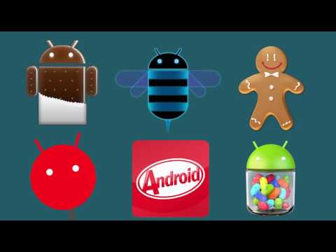 Hidden Android Mini-Games   Android 2.3 To Android 5.0  