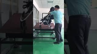 Испытание коляски Рант Largo №3