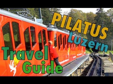 Pilatus Bahn | Travel Guide | The «Zentralbahn» Line