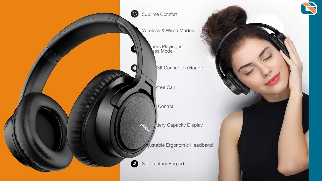 MPOW H7 Wireless Headphones Review | FireCampX