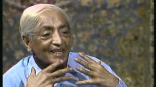 Krishnamurti & Eugene Schallert 1 of 2 (Goodness only Flowers in Freedom)