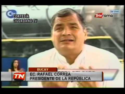 Conversatorio Presidente Correa