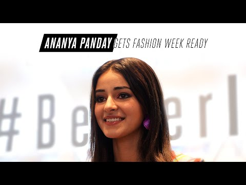 Get ready with Ananya Panday ft. celebrity makeup guru Clint Fernandes - learn pro makeup techniques