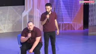 Команда КВН «А-МЕГА» волгоградского филиала МФЮА / Видео