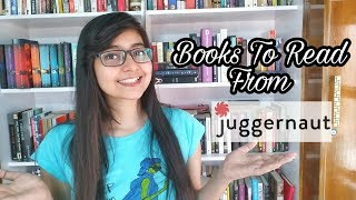 11 Books To Read from Juggernaut || Book Recommendations
