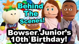 SML Movie: Bowser's Junior's 10th Birthday BTS