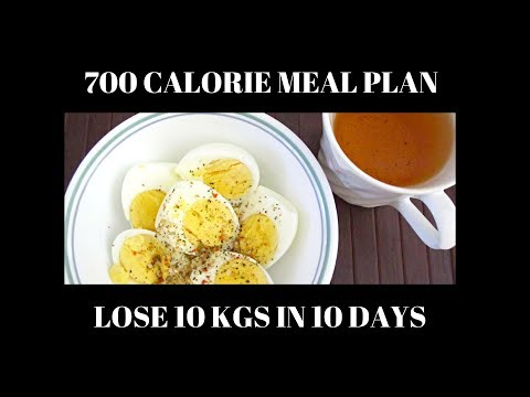 HOW TO LOSE WEIGHT FAST | 10Kg in 10 Days