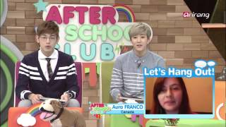 Guest : KEric's & Friends The charming men of After School Club - E...