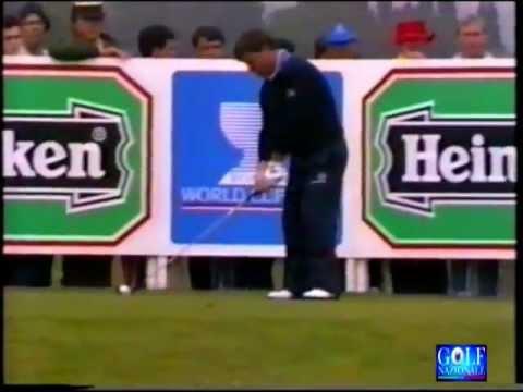 """""""Golf World Cup 1992"""": Top Player e Drive Prestigiosi nella storia del Golf Nazionale"""