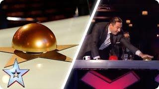 Download David Walliams' BEST GOLDEN BUZZERS | Britain's Got Talent Mp3 and Videos