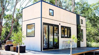 Amazing Luxurious Australia Tiny House By Sowelo Tiny Houses