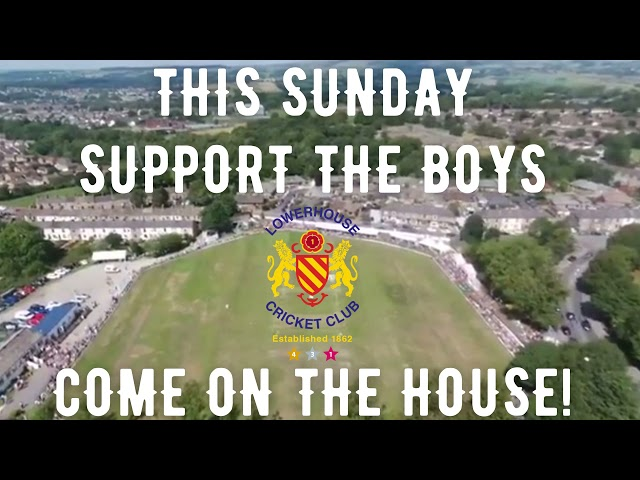 THIS SUNDAY SUPPORT THE BOYS