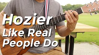 Hozier - Like Real People Do (Instrumental w/ Tabs)
