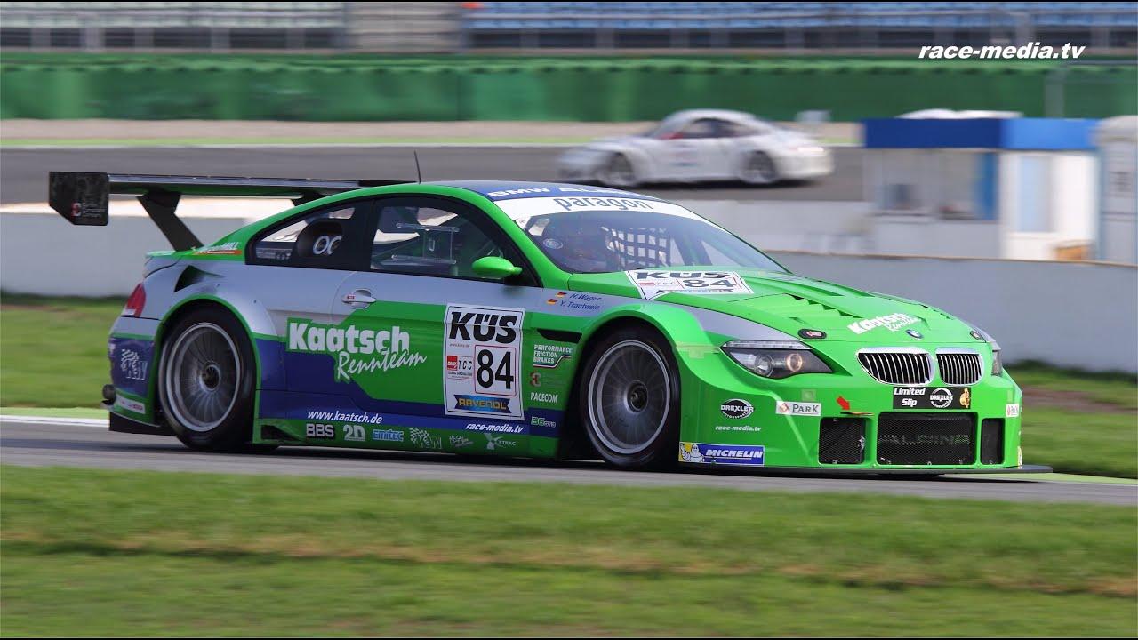 race-media.tv Onboard classix: BMW ALPINA B6 GT3 Yannik Trautwein ...