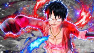Jump Force Ranked is Just A GTA Server