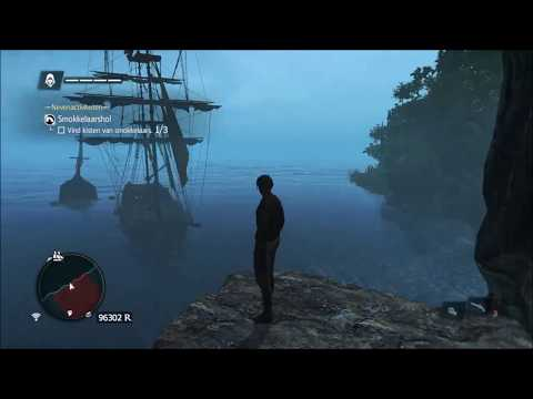 Assassin's Creed IV: Black Flag | PS4 Gameplay | Anotto Bay
