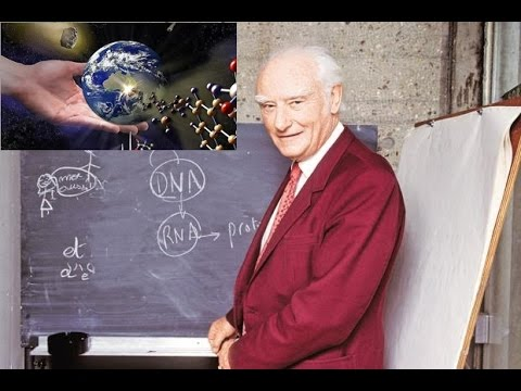 """Nobel Prize Winner Says, """"Our Genes Were Brought Here By Extraterrestrials""""."""