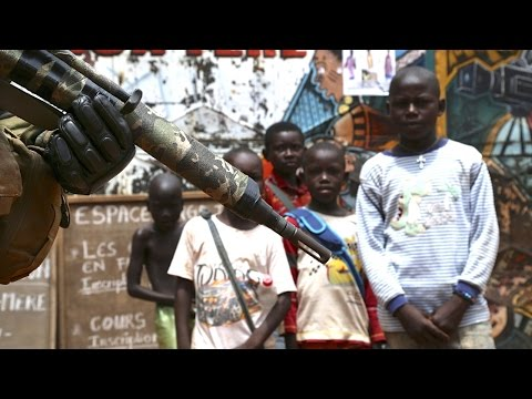 Online Predators & Child Sexual Abuse By UN Peacekeepers